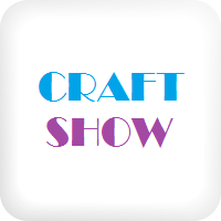 Craft Show Button
